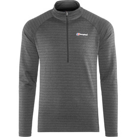 Berghaus Thermal Tech Langærmet T-shirt Herrer, black/carbon